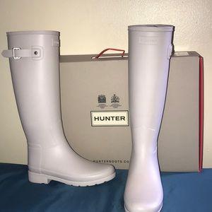 Hunter boots Women's original refined